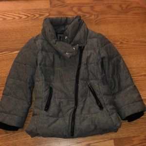 Girls Gap puffer winter coat